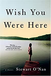 "Cover of ""Wish You Were Here: A Novel"""