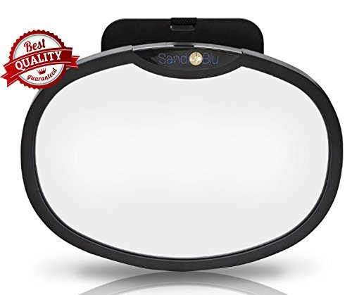 trureflect-backseat-rear-view-baby-car-mirror-is-light-weight-durable-and-has-a-crystal-clear-reflec