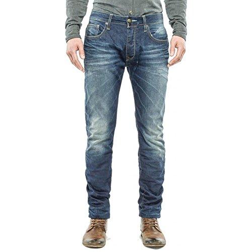 Petrol Industries -  Jeans  - Uomo Blue - blu W28/L32
