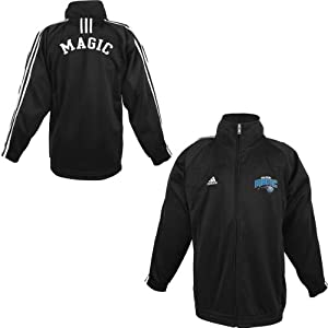 NBA adidas Orlando Magic Youth 3-Stripe Track Jacket by adidas