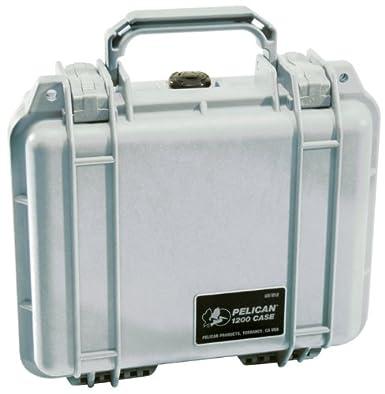 Pelican 1200 Case Silver