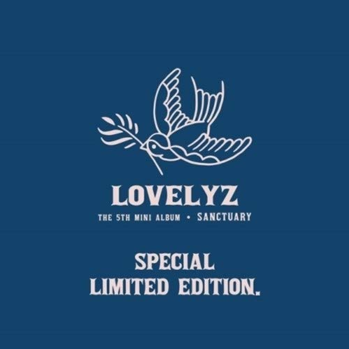 CD : Lovelyz - 5th Mini Album: Sanctuary (limited) (Limited Edition, With Booklet, Photos, Poster, Asia - Import)
