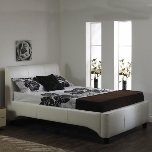 Epic A u I Beds Luxury Michaela Ft Small Double Hand Made Faux Leather Bed Frame Free