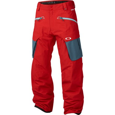 Oakley Herren Hose Fairhaven Pants, new crimson, L, 421659