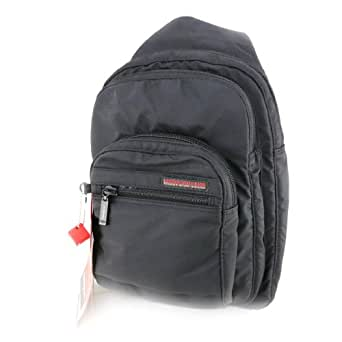 Amazon.com: Backpack 'Hedgren' black.: Clothing