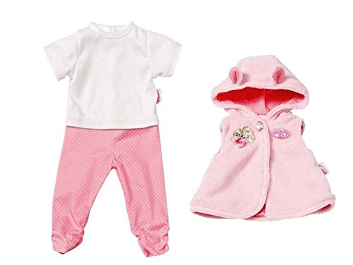Zapf Creation 792728 - Baby Annabell Deluxe Kuschel Set