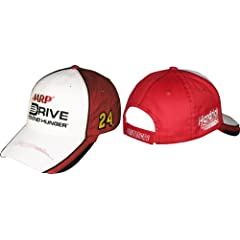 NASCAR Jeff Gordon #24 AARP Happy Hour Adjustable Hat by Checkered Flag