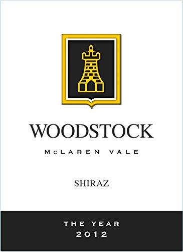 2012 Woodstock Wines Mclaren Vale Shiraz 750 Ml