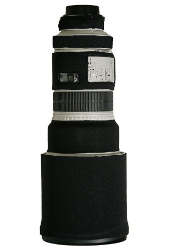 LensCoat LC300BK Canon 300IS f/2.8 Lens Cover (Black)