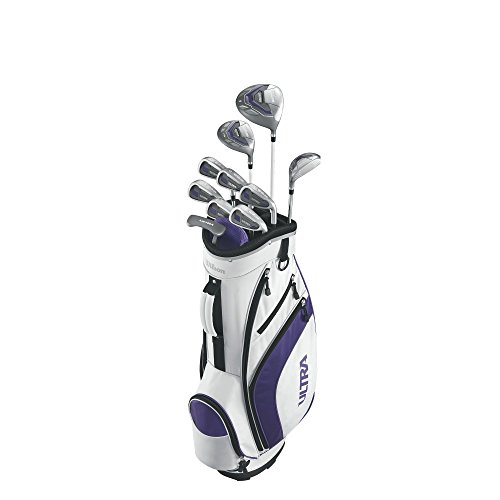 Wilson Women's Ultra Complete Package Golf Set, Right Hand