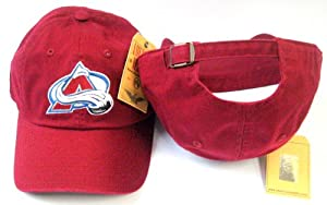 Colorado Avalanche NHL Hockey Cap American Needle Cotton Twill One Size by American Needle