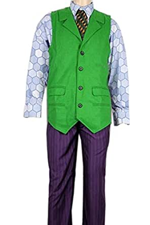 Amazon.com: Joker Purple Pants Costume: Clothing