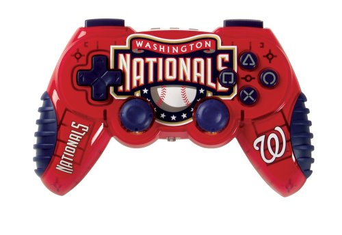 Playstation 2 MLB Washington Nationals Wireless Game Pad at Amazon.com