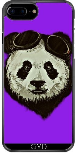 Custodia per Iphone 7 Plus / 7S Plus (5,5'') - Panda Pantaloni A Vita Bassa by WonderfulDreamPicture