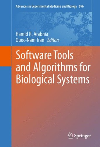 Software Tools and Algorithms for Biological Systems (Advances in Experimental Medicine and Biology)