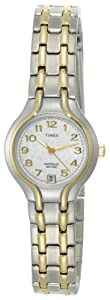 Timex Women's T27191 Elevated Classics Dress Sport Two-Tone Stainless Steel Bracelet Watch