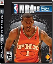 NBA 08 Game Of The Week (Playstation 3)