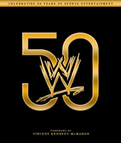 Sale alerts for Dorling Kindersley Ltd. Wwe 50 - Covvet