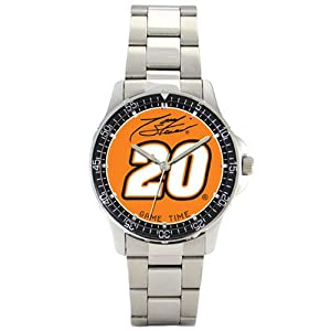 NASCAR Mens NC-STE Tony Stewart Crew Chief Series Watch by Game Time
