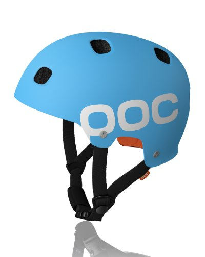 POC Receptor Flow Mens Cycling Helmet - XS-S/51-54, Blue