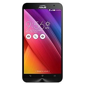 Asus Zenfone 2 ZE551ML smartphone débloqué 4G (Ecran : 5,5 pouces - 64 Go - 4 Go RAM - Double SIM - Android Lollipop 5.0) Noir