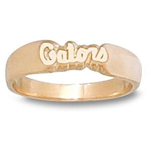 University of Florida Gators Ring - 14K Gold-Size 7.25 by Logo Art