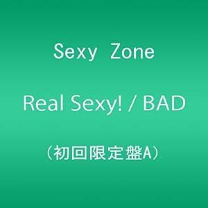 『Real Sexy! / BAD BOYS (初回限定盤A)』