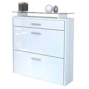 bureau blanc laqué ikea - kabelka