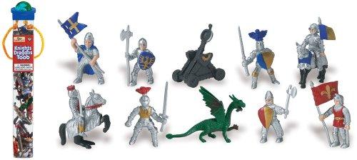 Safari Ltd Knights and Dragon Toob