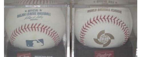 2013 WBC & MLB オフィシャルベースボール(公式試合球) セット