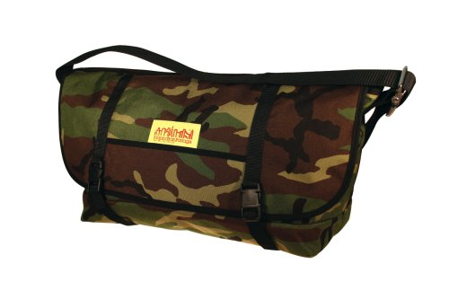Manhattan Portage Medium NY Bike Messenger Bag (Camo)