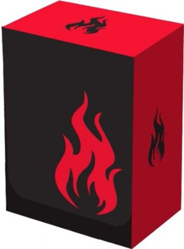 Iconic Fire Deckbox - 1