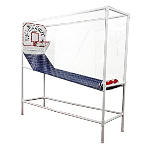 First Team Pop-A-Shot Classic Home Electronic Basketball Game by Pop A Shot