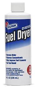 Motor Medic by Gunk M7308 Diesel Fuel Dryer - 8 oz.