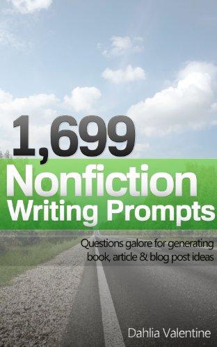 creative nonfiction writing topics