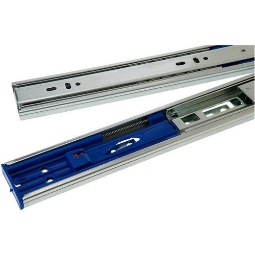 Shop Fox D4454 Self-Closing Ball Bearing Drawer Slide, 12-Inch (12 Inch Ball Bearing Drawer Slide compare prices)