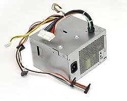 Genuine Dell 255W Power Supply PSU For Dell Optiplex 360, 390, 580, 760, 780, 960 MT Mini Tower Systems Identical Part Numbers: N805F PW115 FR607 N804F D326T F233T T3JNM X472M Model Part Numbers: PS-6261-9DA, L255EM-01, F255E-00, B255PD-00, H255PD-00, H255E-00