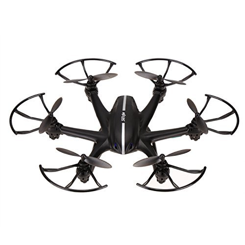Voomall-MJX-X800-Hexacopter-RC-Quadcopter-Drone-24GHz-6-Axis-Gyro-3D-Roll-Black