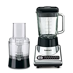 Cuisinart BFP-10CH PowerBlend Duet Blender and Food Processor