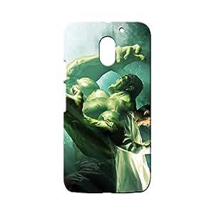 G-STAR Designer Printed Back case cover for Motorola Moto E3 (3rd Generation) - G1150