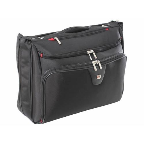 Gino Ferrari, Lima Garment Carrier, Black