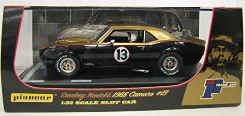 PO43 Pioneer Slot Cars 1968 Camaro #13 Smokey Yunick