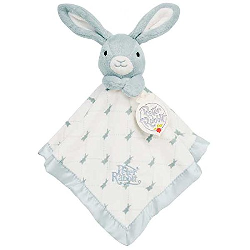 Lambs & Ivy Peter Rabbit Snugglie Toy, Boy front-1027117