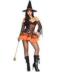 Hocus Pocus Hottie Costume Sexy Witch Halloween costume from Crazy Dog Tshirts