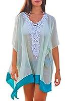 Adogirl Women's Beachwear Cover-up