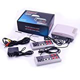 Classic Mini Retro Game Console 2 Controllers Built-in 620 TV Video Game Console Professional System For 3-10 years old Christmas gift