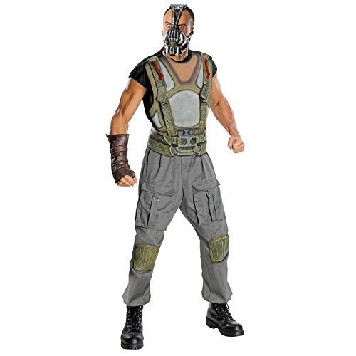 Adult Deluxe Costume Bane from Batman The Dark Knight Rises Size Medium
