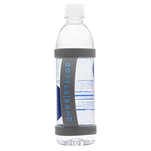 CIRRUS Fitness BottleBand - Grey (Running Water Bottle compare prices)