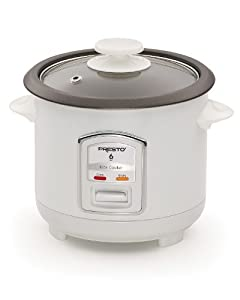 Amazon.com: National Presto 05810 6 Cup Rice Cooker