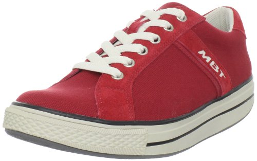 MBT Jambo Ladies Red Casual Shoe, UK6.5